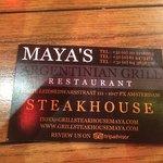 Foto de Maya's Grillsteakhouse