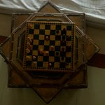 Chess used by the Kings.