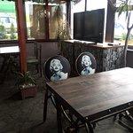 Restaurant Route80 interior