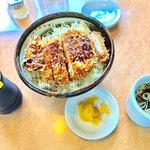 ソースかつ丼 670円