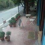 The Birdsong Cafe, Bhimtal Photo