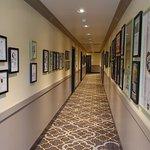 Artistic Corridor