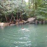 Bild från Erawan National Park