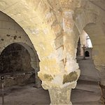 Une crypte à l'architecture originale