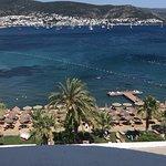 Harika keyifli vakit gecirebileceginiz en iyi otellerden birtanesi  Bodrum Voyage