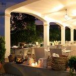 Romantic Dining Alfresco