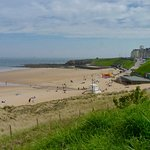 Tynemouth 'Long Sands' Beach, looking south