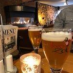 半月啤酒厂照片