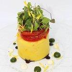 Patate e Tonno (la versione della Stanza di Insalata di Patate, Lime, Amarillo giallo e Buzzonag