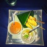 Thai Dinner - Centara Grand Maldives - andtheadventurecontinues.ie review