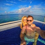 The Club Main Pool - Centara Grand Maldives - andtheadventurecontinues.ie review