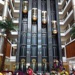 Lobby Aufzüge