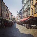 Bratislava Old Town ภาพถ่าย