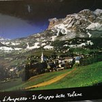 Un placer recibir esta postal desde italia