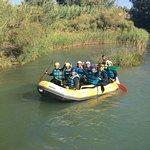 Rafting en Venta del Moro