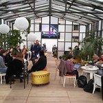 greenhouse inside DEPO2015