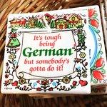 Ich bin aus Deutschland