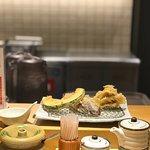 まきの定食 1177円(税込) これだけ食べたらお腹いっぱい(*´꒳`*)