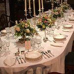 Learn how to set your table for dinner parties!