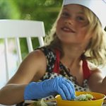 Kids Organic Vegetable Farming and Cooking Classes