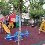 Outdoors Kids Playground