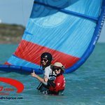 Kite Provo school - we utilize watercraft and bluetooth communication systems