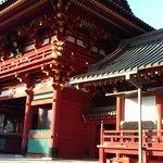 main temple/shrine