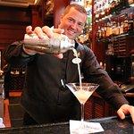 Senior Bartender, Eric