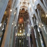 Basilica of the Sagrada Familia – fotografija