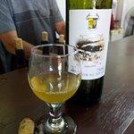 Vários vinhos são produzidos no local