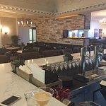our new lobby bar