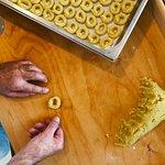 Homemade taralli