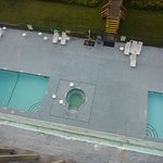 Pools and hot tub