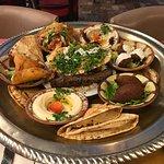 Arabia Cafe-Restaurant Foto