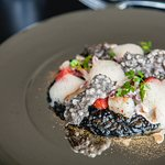 Risotto Nero by MG restaurant