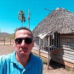 Casa de campesinos carboneros