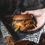 Veggie Raw Burger