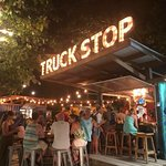 The Truck Stop: Ice cream on the dock!