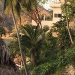 View of MiraMar from Los Abuelos Restaurant (best MANGO margarita and shrimp taco)