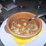 Zuppa di cinghiale