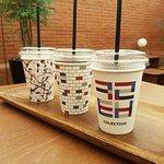 Paper cup designs