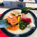 Sashimi misto si scioglie in bocca!!!!!🤤🤤🤤🤤