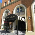 Hotel Carlton - Sutter Street, San Francisco, USA (05/Jun/18).