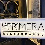 Restaurante La Primera Fotografie