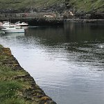 Boscastle Harbour ภาพถ่าย