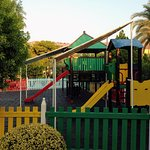 a kid's play area