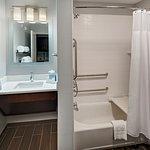 ADA Bathroom Tub Shower