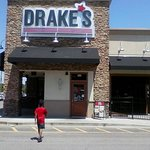 Going to drakes for lunch.