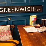 We love Greenwich