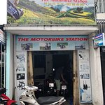 The Motorbike Station照片